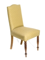 ch040 upholstered diner chair